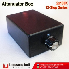 2x100K 12-Step Series Attenuator Box -3