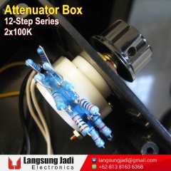 2x100K 12-Step Series Attenuator Box -2