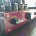 6h1n Triple-Parallel Line PreAmp (Red Maroon -MGM) ---