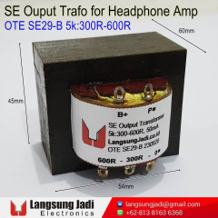 LJ OTE SE29-B 5k to 300R-600R SE OT for Headphone Amp -1u