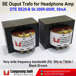 OT SE - Single-ended Output Transformer (EI-core)