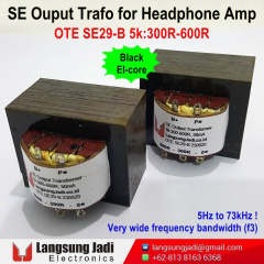 LJ OTE SE29-B 5k to 300R-600R SE OT for Headphone Amp -3u