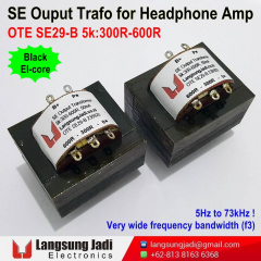 LJ OTE SE29-B 5k to 300R-600R SE OT for Headphone Amp -4u