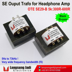 LJ OTE SE29-B 5k to 300R-600R SE OT for Headphone Amp -5u