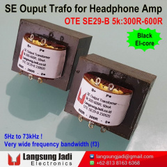 LJ OTE SE29-B 5k to 300R-600R SE OT for Headphone Amp -6u
