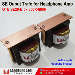 LJ OTE SE29-B 5k to 300R-600R SE OT for Headphone Amp -8u