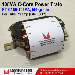 Power Transformer (C-core)